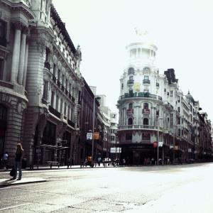 马德里私人导游/留学生导游