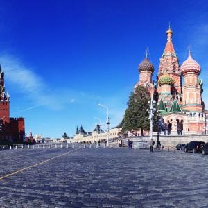 莫斯科私人导游/留学生导游