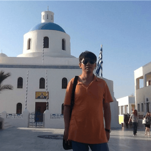 雅典私人导游/留学生导游