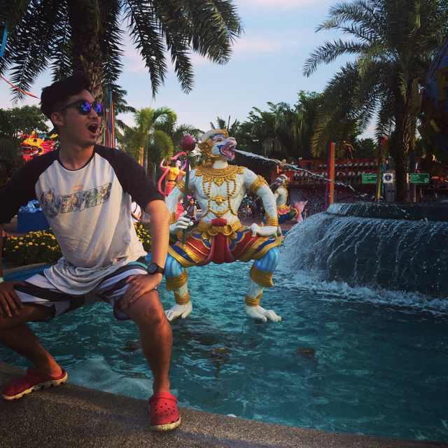 曼谷私人导游/留学生导游